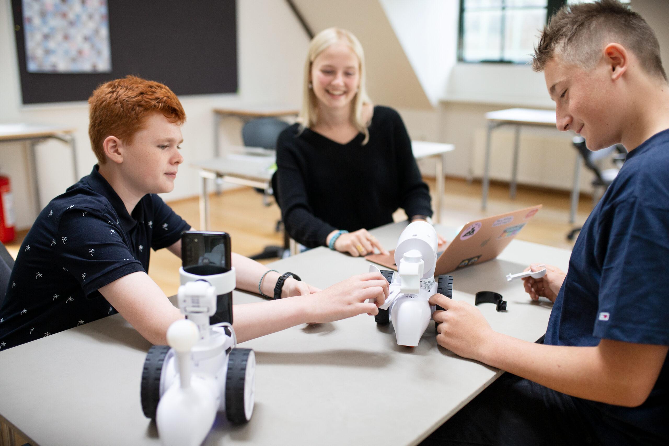 Nordnet live: Mød Shape Robotics og hør mere om potentialet på uddannelsesmarkedet samt virksomhedens vækstplaner